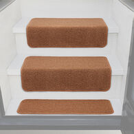 Prest-O-Fit Decorian Step Hugger for RV Stairs, Buckskin Brown, Each