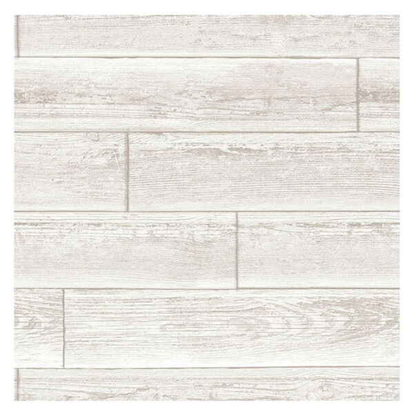 NuWallpaper Serene Cream Peel-and-Stick Wallpaper