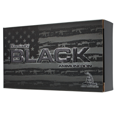 Hornady Black Rifle Ammunition, .223 Rem, 62-gr., FMJ