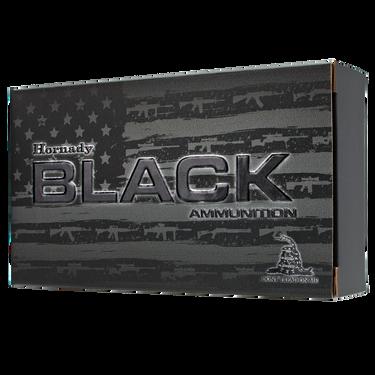Hornady Black Rifle Ammunition, .223 Rem, 62-gr., FMJ