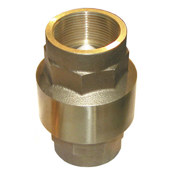"CV Series Check Valve, 1"" Pipe"