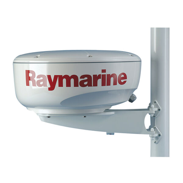 Scanstrut Mast Mount for Raymarine 2 kW Radome and Small Satcom/TV Antennas