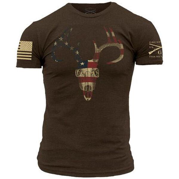 Grunt Style Men's American Trophy Short-Sleeve Tee