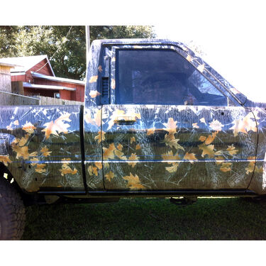 Styx River Camouflage Stencils Only