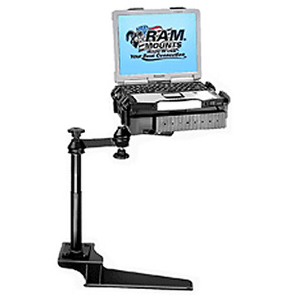 RAM Mount Vehicle System With Tough Tray For '11 Ford F-250 +