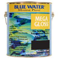 Blue Water Mega Gloss Polyurethane, Quart