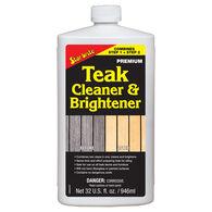Star brite One-Step Teak Cleaner & Brightener, 32 oz.