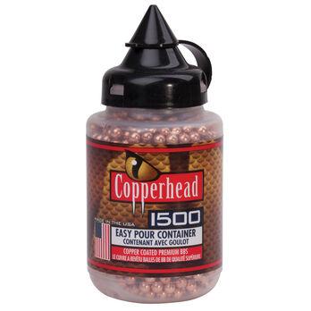 Crosman Copperhead BBs, .177-cal., 5.23-gr., 1500-ct.