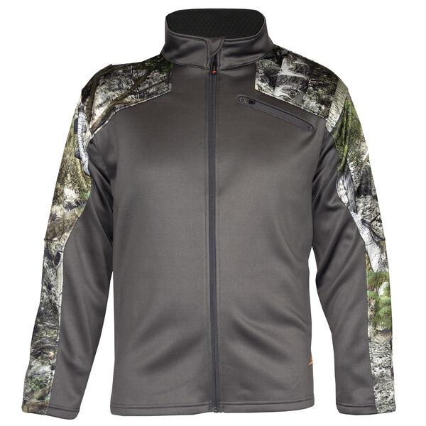 Habit Men's Techshell Dimension Fleece Full-Zip Jacket