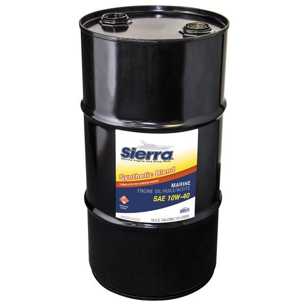 Sierra 10W-40 Semi-Synthetic Oil, Sierra Part #18-9551-6