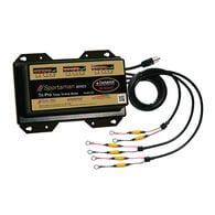 SS3 Sportsman Series Battery Charger, Three 10 AMP Banks