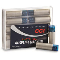 CCI Centerfire Pistol Shotshell Ammo, .44 S&W Special/.44 Rem Mag, 140-gr., #9