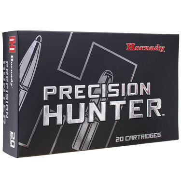 Hornady Precision Hunter Rifle Ammunition, .300 Win Mag, 100-gr., ELD-X