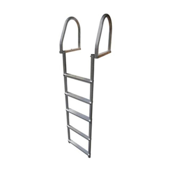 Dock Edge Flip-Up Eco Dock Ladder, 5-Step