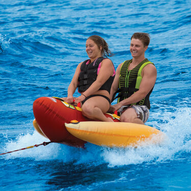 Sportsstuff Hot Dog 2-Person Towable Tube
