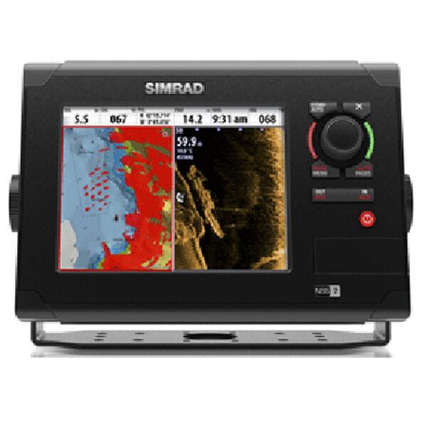 Simrad NSS7 Touchscreen Chartplotter/Multifunction Display