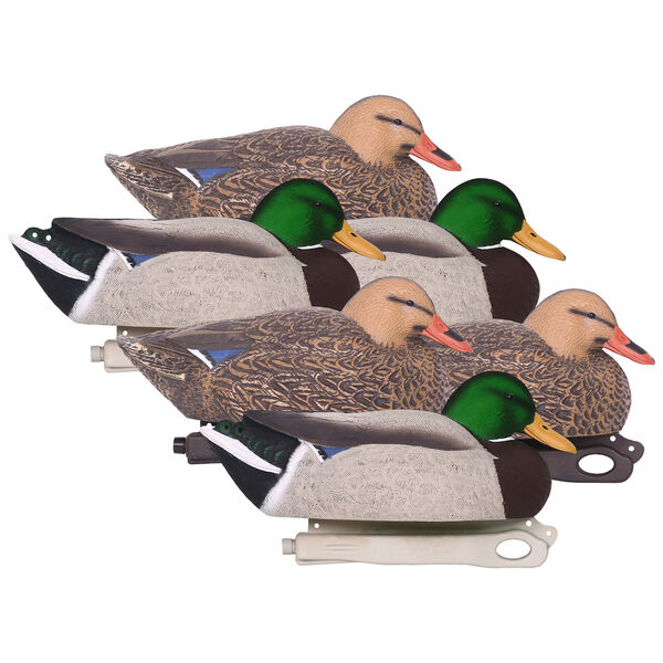 Hard Core Duck Butt Decoys, 2-Pack