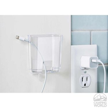 Command Clear Smart Phone Caddy