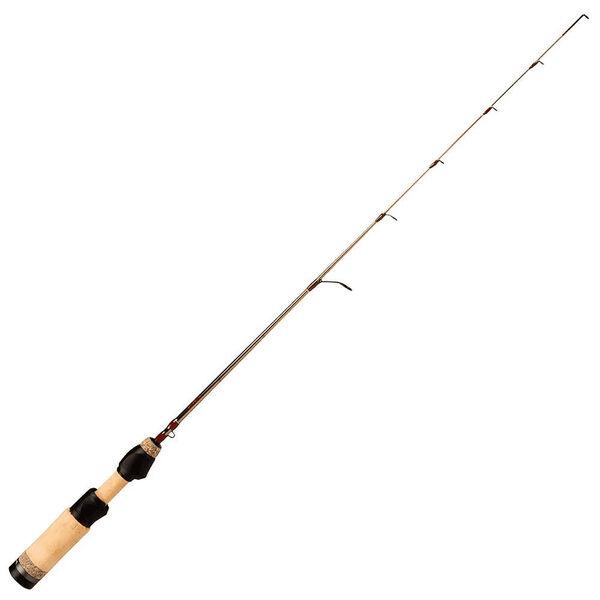 "Fenwick Techna Ice Spinning Rod, 28"" Medium"