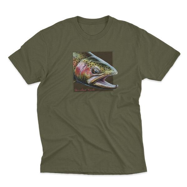 Fin Fighter Men's Model Trout Short-Sleeve Tee