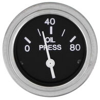 "Sierra 2"" Oil Pressure Gauge, Sierra Part #80180P"