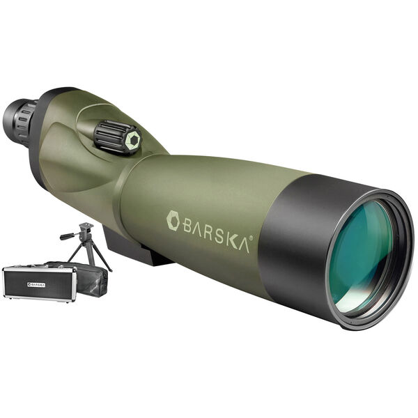 Barska Optics Blackhawk 20 - 60 x 60 Waterproof Spotting Scope