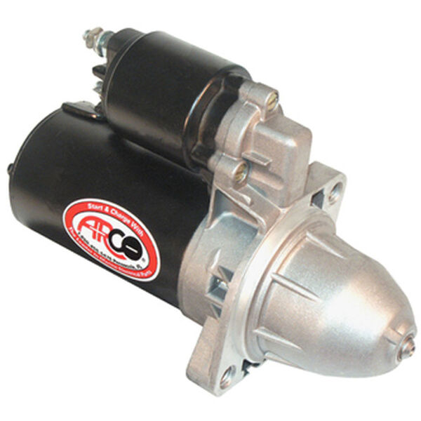 Arco Inboard Starter For Volvo Penta, 4 And 6-Cylinder Gas