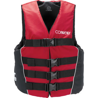 Connelly Promo 4-Belt Nylon Life Jacket