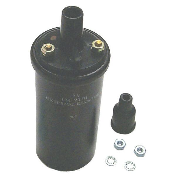 Sierra Ignition Coil For OMC Engine, Sierra Part #18-5437