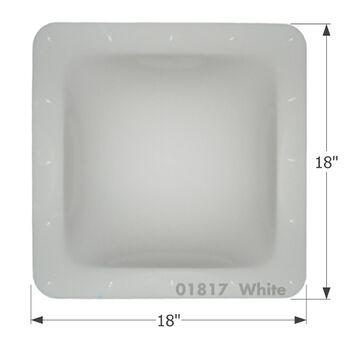 RV Skylight - SL1414W - White