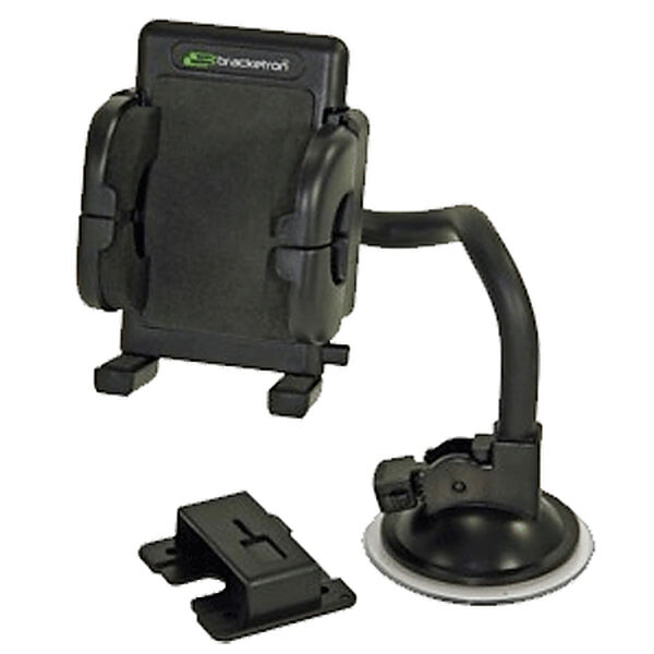 Bracketron Mobile Grip-it Windshield Mount Kit