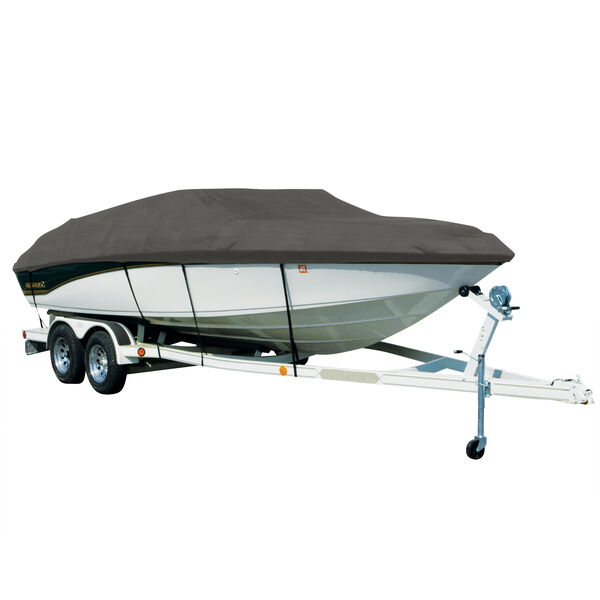 Exact Fit Covermate Sharkskin Boat Cover For SEA PRO 206 DC