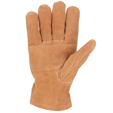 Carhartt Men's Pile Fencer Suede Work Glove