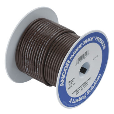 Ancor Marine Grade Primary Wire, 12 AWG, 250'