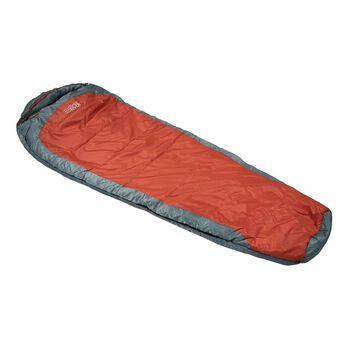 Osage River Zero Degree Sleeping Bag - Red/Grey