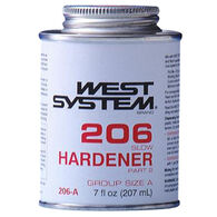 West System 206-A Slow Hardener, .44 pint
