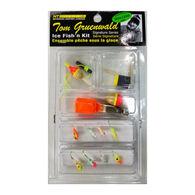HT 16-Piece Ice Fishing Lure Kit