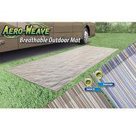 Prest-O-Fit Aero-Weave Breathable Outdoor Mat, 6' x 15', Santa Fe