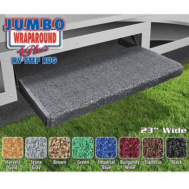 Prest-O-Fit Jumbo Wraparound Plus RV Step Rug