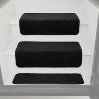 Prest-O-Fit Decorian Step Hugger for RV Stairs, Obsidian Black, Each