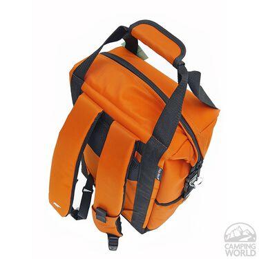 Polar Bear Backpack Cooler, Orange