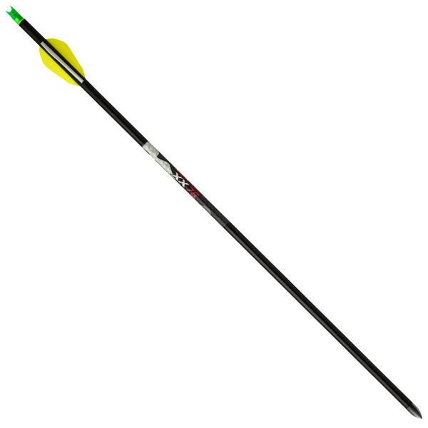 TenPoint Lighted XX75 Wicked Ridge Aluminum Arrows, 3-pack