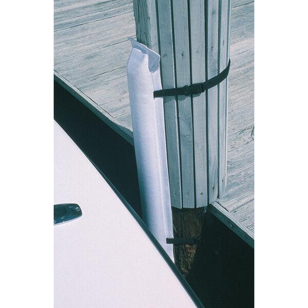 "Removable Post Bumper Large 5-3/4"" W X  3' L"