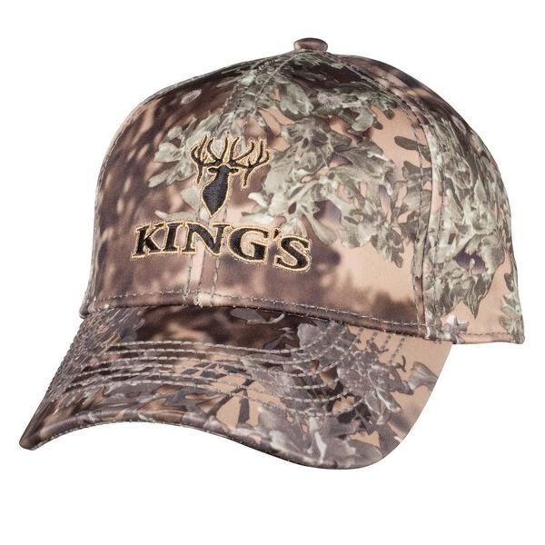 King's Camo Hunter Series Logo Hat