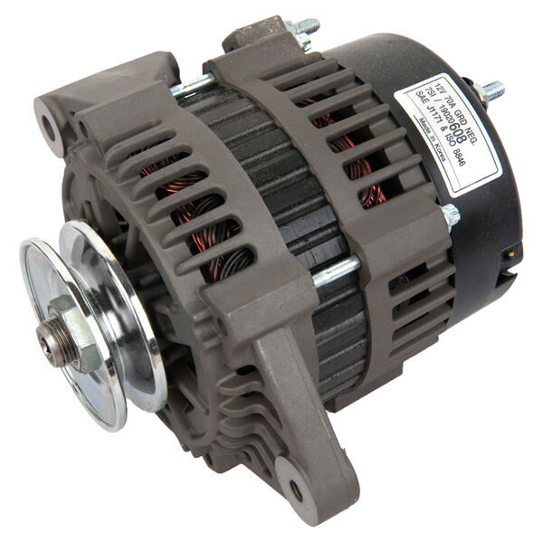 Sierra Alternator For Indmar/Pleasurecraft Engine, Sierra Part #18-6288