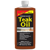 Star Brite Premium Teak Oil, 16 oz.