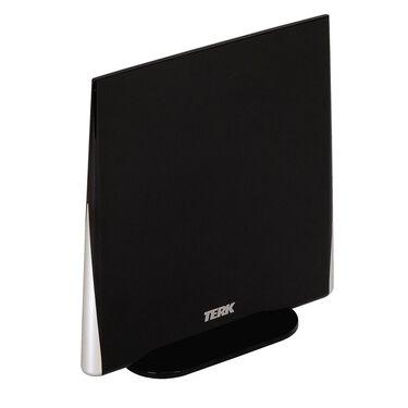 Terk Omni-Directional Amplified Digital Flat Indoor Antenna