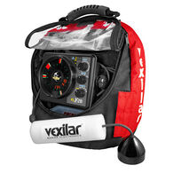Vexilar FLX-28 Pro Pack II Flasher with ProView Ice-Ducer