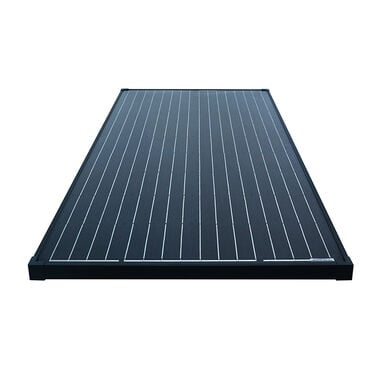 180W Complete Solar Panel Kit with 300W Inverter & 12 Amp Charge Controller
