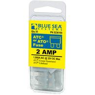 Blue Sea Systems ATO/ATC 2A Fuse (25 Pack)